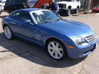 2005 Chrysler Crossfire Limited Edition