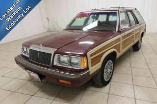 1988 Chrysler LeBaron Town & Country