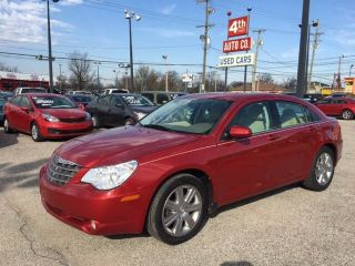 2010 Chrysler Sebring Limited