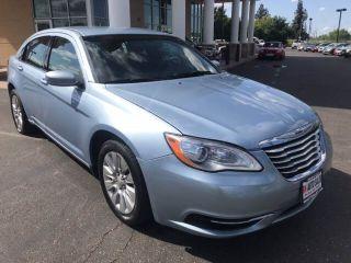 Chrysler 200 LX 2014