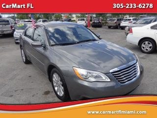 Used 2013 Chrysler 200 Touring in Palmetto Bay, Florida