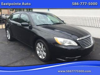 Used 2013 Chrysler 200 Touring in Eastpointe, Michigan