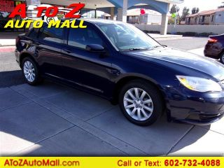 Chrysler 200 Touring 2014