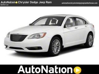 Used 2013 Chrysler 200 Touring in Auburn, Washington