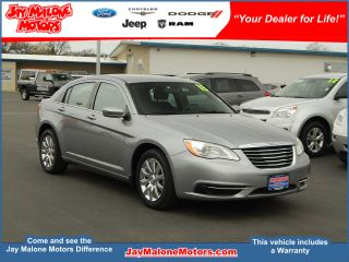 Used 2013 Chrysler 200 Touring in Hutchinson, Minnesota