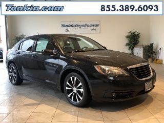 2014 Chrysler 200 Limited