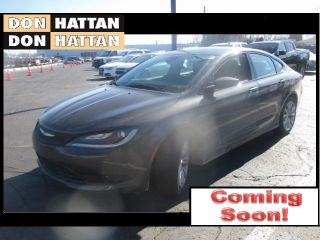 Used 2015 Chrysler 200 S in Wichita, Kansas
