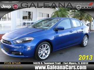 Used 2013 Dodge Dart SXT in Fort Myers, Florida