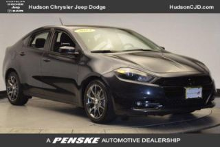 Used 2013 Dodge Dart SXT in Jersey City, New Jersey