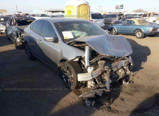 Dodge Dart SXT 2014