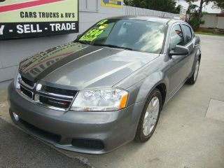 Used 2012 Dodge Avenger SE in Pinellas Park, Florida