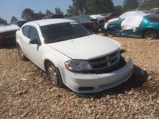 Dodge Avenger SE 2012