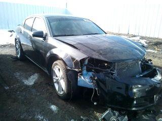 Dodge Avenger SXT 2012