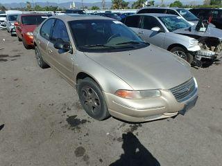 Chrysler Cirrus LXi 2000