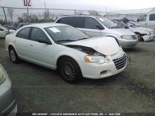 Chrysler Sebring 2005