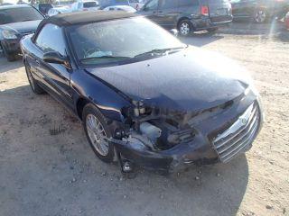 Chrysler Sebring Touring 2006