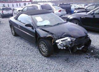 Chrysler Sebring Touring 2005
