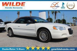 Used 2006 Chrysler Sebring Touring in Sarasota, Florida