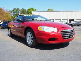 2004 Chrysler Sebring GTC