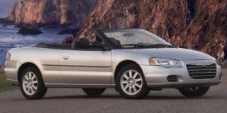 Chrysler Sebring GTC 2005