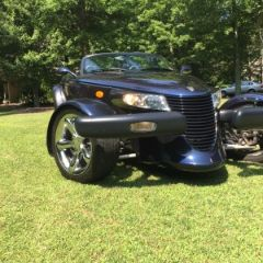Chrysler Prowler Base 2001