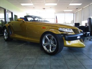 Chrysler Prowler Base 2002
