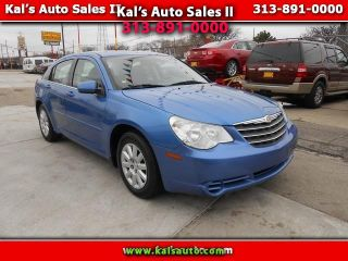 Used 2007 Chrysler Sebring Base in Detroit, Michigan
