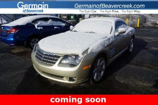2007 Chrysler Crossfire Limited Edition