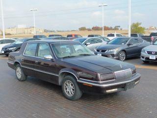 1993 Chrysler New Yorker Salon