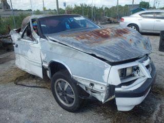 Chrysler LeBaron 1988