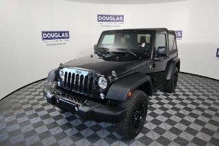 Jeep Wrangler Willys Wheeler 2015