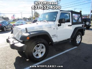 Used 2015 Jeep Wrangler Sport in Copiague, New York