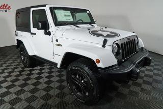 Jeep Wrangler Freedom Edition 2018