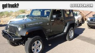 Used 2015 Jeep Wrangler Sport in Mesa, Arizona
