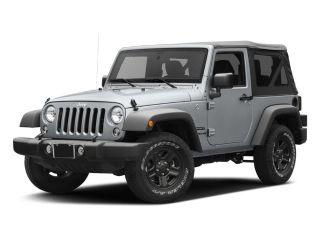 Jeep Wrangler Freedom Edition 2017