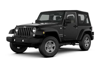 Jeep Wrangler Freedom Edition 2018