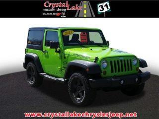 Used 2013 Jeep Wrangler Sport in Crystal Lake, Illinois