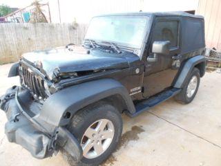Jeep Wrangler Sport 2014
