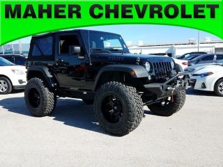 Used 2015 Jeep Wrangler Sport in Saint Petersburg, Florida