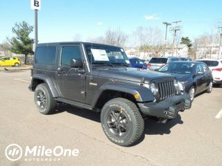 Used 2018 Jeep Wrangler Freedom Edition in Wilkes Barre, Pennsylvania