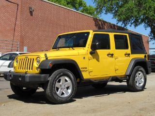 Used 2015 Jeep Wrangler Sport in Tampa, Florida