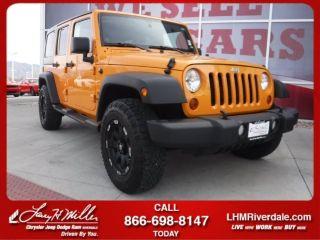 Used 2012 Jeep Wrangler Sport in Riverdale, Utah