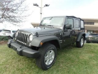 New 2018 Jeep Wrangler Sport in Hagerstown, Maryland