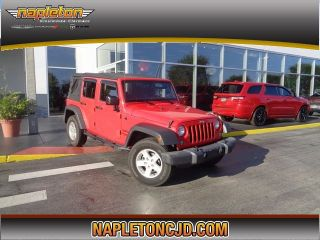 Used 2015 Jeep Wrangler Sport in Kissimmee, Florida