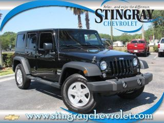 Used 2015 Jeep Wrangler Sport in Plant City, Florida