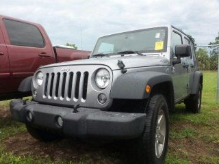 Used 2015 Jeep Wrangler Sport in Fort Myers, Florida