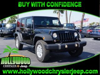 Used 2017 Jeep Wrangler Sport in Hollywood, Florida
