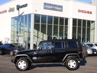 Used 2014 Jeep Wrangler Sport in Natick, Massachusetts