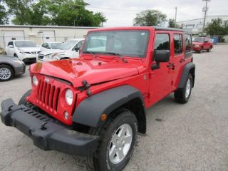 Used 2015 Jeep Wrangler Sport in Oklahoma City, Oklahoma