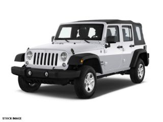 Used 2016 Jeep Wrangler Sport in Manning, South Carolina